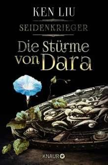 Ken Liu: Die Stürme von Dara, Buch