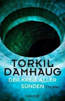 Torkil Damhaug: Der Kreis aller Sünden, Buch