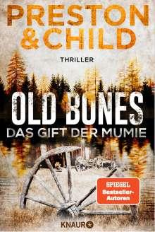 Douglas Preston: Old Bones - Das Gift der Mumie, Buch