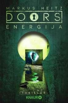 Markus Heitz: Doors - Energija, Buch