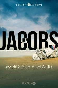Jan Jacobs: Mord auf Vlieland, Buch