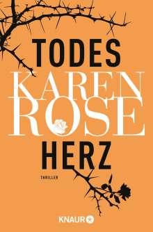 Karen Rose: Todesherz, Buch