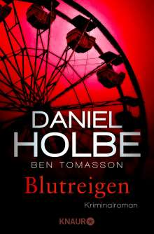 Daniel Holbe: Blutreigen, Buch
