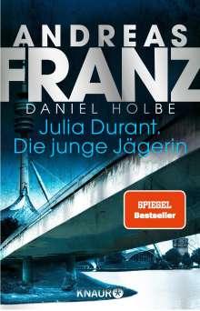 Andreas Franz: Julia Durant. Die junge Jägerin, Buch