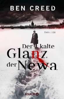 Ben Creed: Der kalte Glanz der Newa, Buch