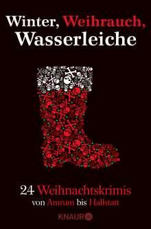 Andreas Eschbach: Winter, Weihrauch, Wasserleiche, Buch