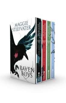 Maggie Stiefvater: Die Raven-Boys-Reihe, Buch