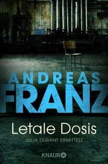 Andreas Franz: Letale Dosis, Buch