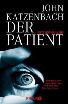 John Katzenbach: Der Patient, Buch