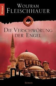 Wolfram Fleischhauer: Die Verschwörung der Engel, Buch