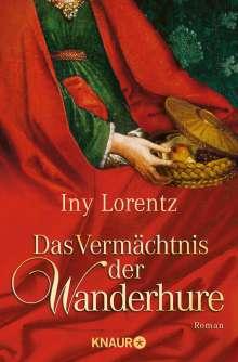 Iny Lorentz: Das Vermächtnis der Wanderhure, Buch