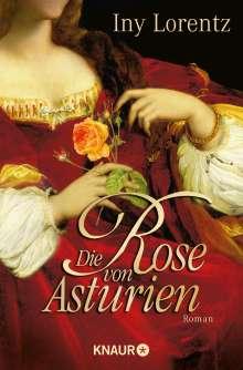 Iny Lorentz: Die Rose von Asturien, Buch