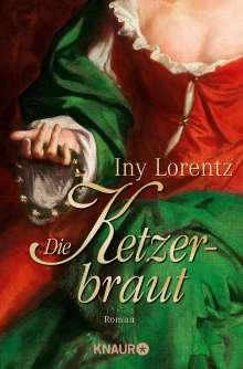 Iny Lorentz: Die Ketzerbraut, Buch