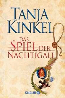 Tanja Kinkel: Das Spiel der Nachtigall, Buch
