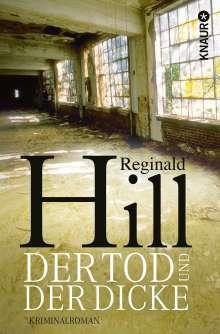 Reginald Hill: Der Tod und der Dicke, Buch