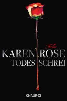 Karen Rose: Todesschrei, Buch