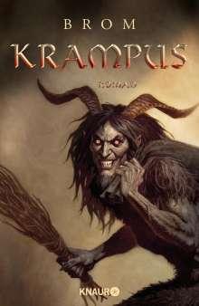 Brom: Krampus, Buch