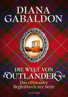 """Diana Gabaldon: Die Welt von """"Outlander"""", Buch"""