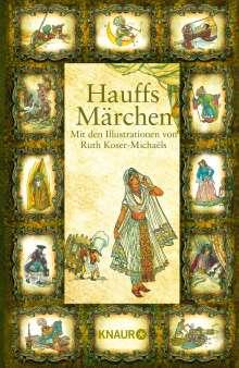 Wilhelm Hauff: Hauffs Märchen, Buch