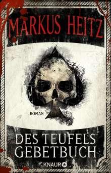 Markus Heitz: Des Teufels Gebetbuch, Buch