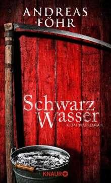 Andreas Föhr: Schwarzwasser, Buch