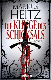 Markus Heitz: Die Klinge des Schicksals, Buch