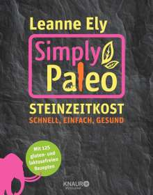 Leanne Ely: Simply Paleo, Buch