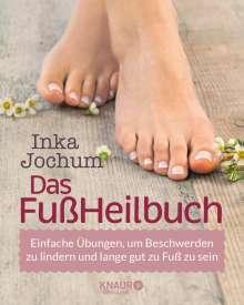 Inka Jochum: Das FußHeilbuch, Buch