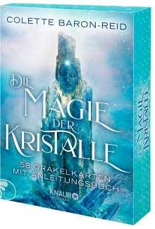 Colette Baron-Reid: Die Magie der Kristalle, Buch