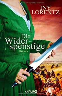 Iny Lorentz: Die Widerspenstige, Buch