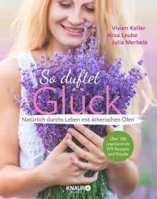 Vivien Keller: So duftet Glück, Buch