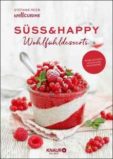 Stefanie Reeb: Süß & happy, Buch