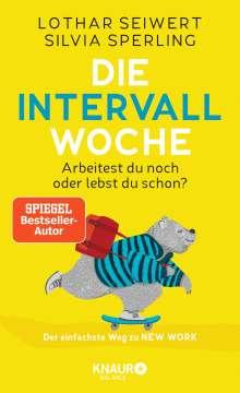 Lothar Seiwert: Die Intervall-Woche, Buch