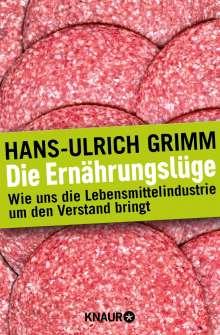 Hans-Ulrich Grimm: Die Ernährungslüge, Buch