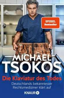 Michael Tsokos: Die Klaviatur des Todes, Buch