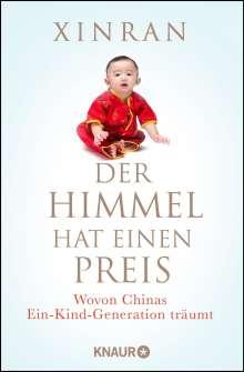 Xinran: Der Himmel hat einen Preis, Buch