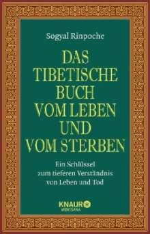 Sogyal Rinpoche: Das tibetische Buch vom Leben und vom Sterben, Buch
