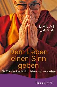 Dalai Lama: Dem Leben einen Sinn geben, Buch