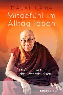 Lama Dalai: Mitgefühl im Alltag leben, Buch