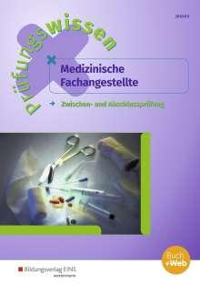 Andrea Jessen: Prüfungswissen Medizinische Fachangestellte, Buch