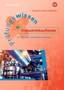 Klaus Walter: Prüfungswissen Industriekaufleute, Buch
