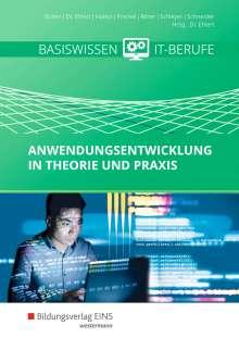 Albrecht Ehlert: Basiswissen IT-Berufe. Schülerband, Buch