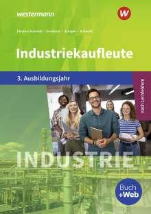 Markus Schajek: Industriekaufleute 3. Schülerband. 3. Ausbildungsjahr, Buch