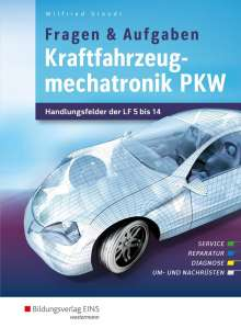 Kraftfahrzeugmechatronik PKW, Buch