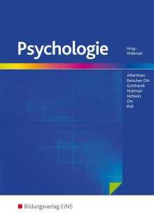 Sophia Altenthan: Psychologie, Buch