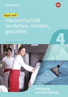 Anja Austregesilo-Vockrodt: Mach mit! Hauswirtschaft verstehen, erleben, gestalten. Arbeitsheft. Reinigung und Textilpflege, Buch