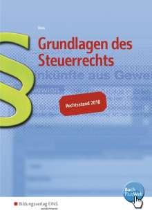 Sven Biela: Grundlagen des Steuerrechts. Schülerband, Buch