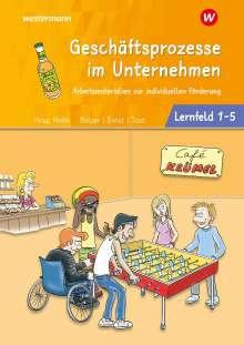 Jürgen Balzer: Café Krümel. Lernfelder 1-5: Arbeitsbuch, Buch