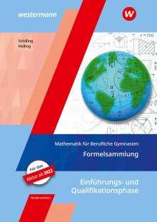 Jens Helling: Mathematik für Berufliche Gymnasien. Formelsammlung. Ausgabe für das Kerncurriculum 2018. Niedersachsen, Buch