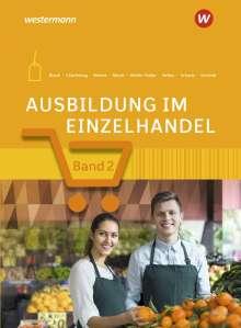 Monika Nelles: Ausbildung im Einzelhandel. 2. Ausbildungsjahr: Schülerband, Buch